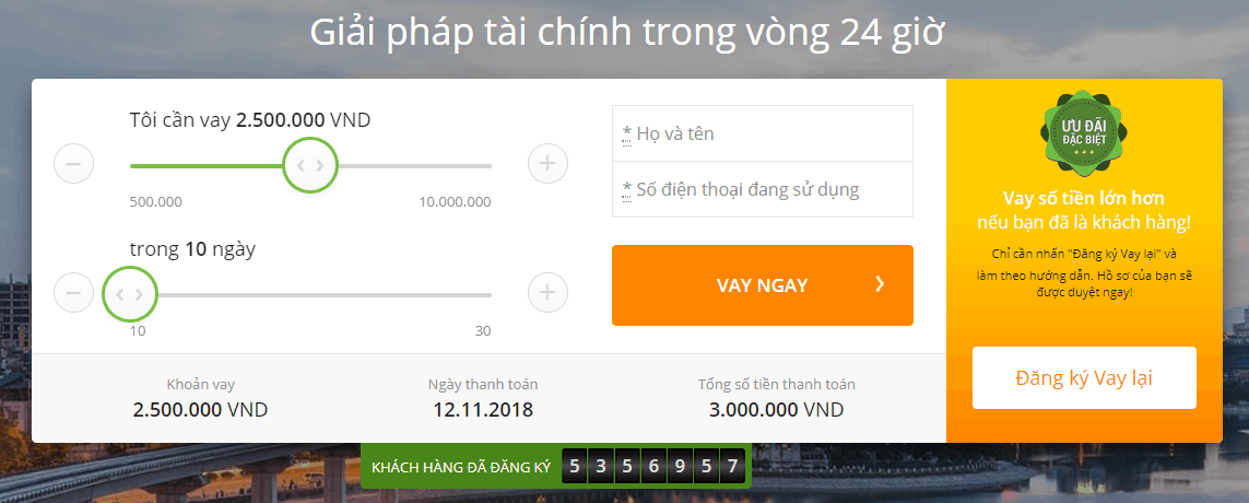 Tóm tắt vay tiền nhanh Doctor Đồng