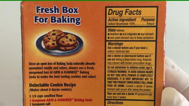 Tại sao phải thử thai bằng baking soda chứ không phải chất nào khác?