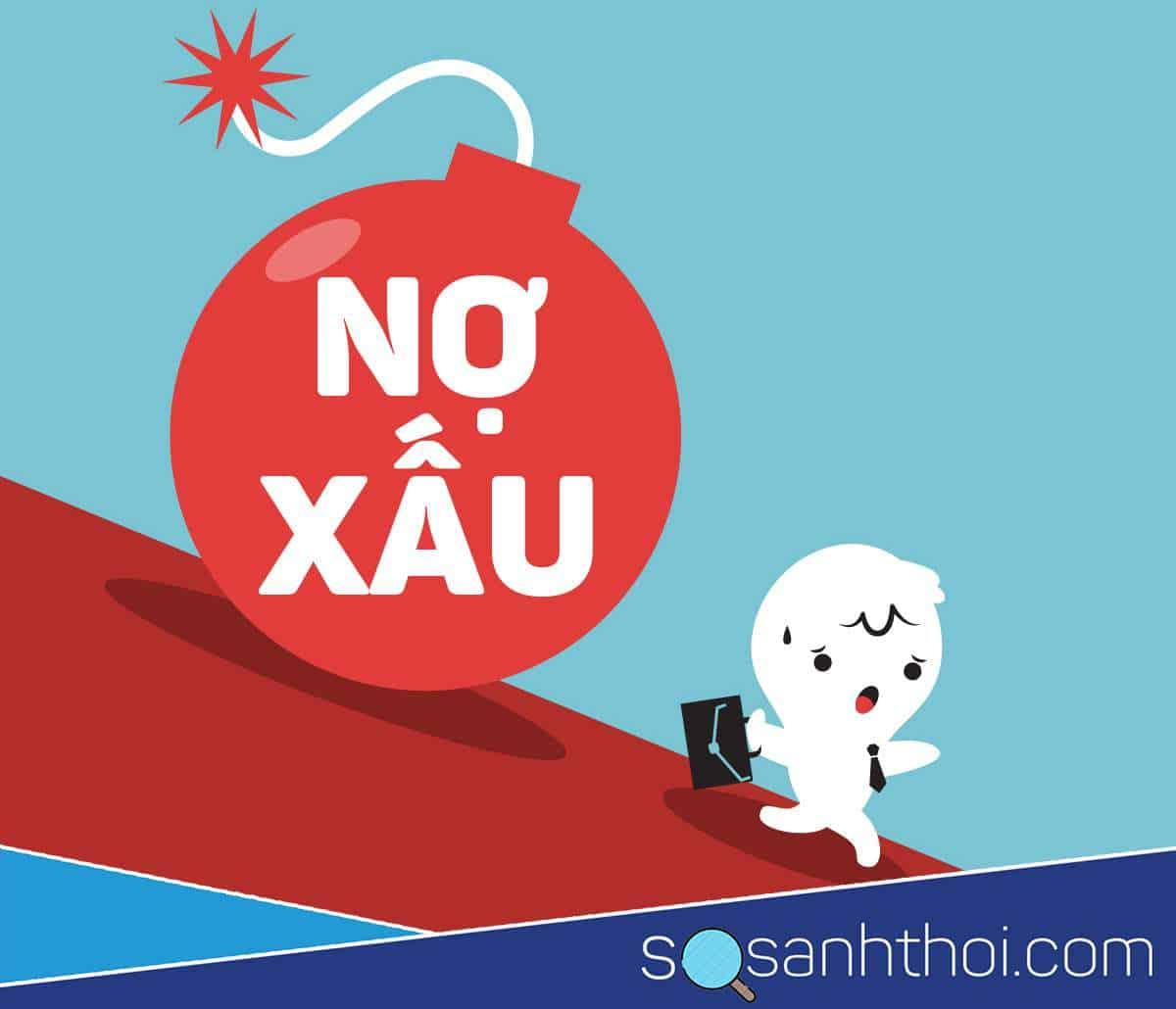 Nếu nợ xấu ngân hàng Shinhan Bank thì có thể vay được nữa không?