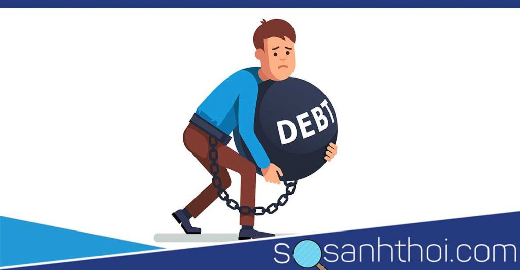 Nợ chú ý bao lâu mới xoá?