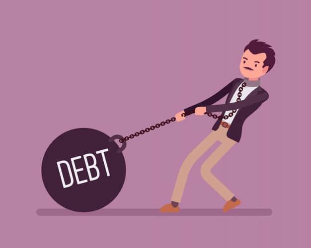 Thời gian thử thách nợ nhóm 2 bao lâu?