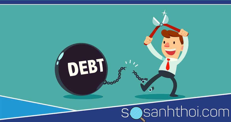 Kinh nghiệm bị nợ xấu vẫn vay được tiền mặt tài chính