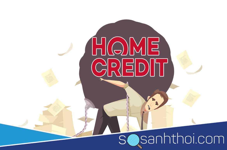Thực hư công ty Home credit lừa đảo hay không?