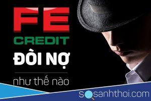 fe credit đòi nợ