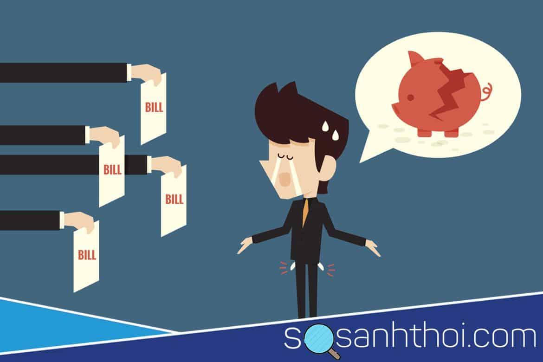 Làm sao để vay được tiền ngân hàng khi đang mất khả năng chi trả?