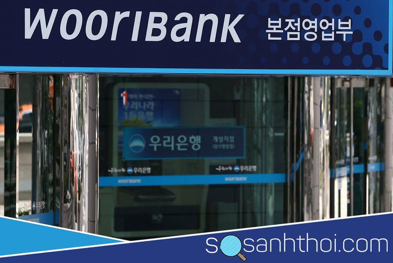 Vay tín chấp Woori Bank