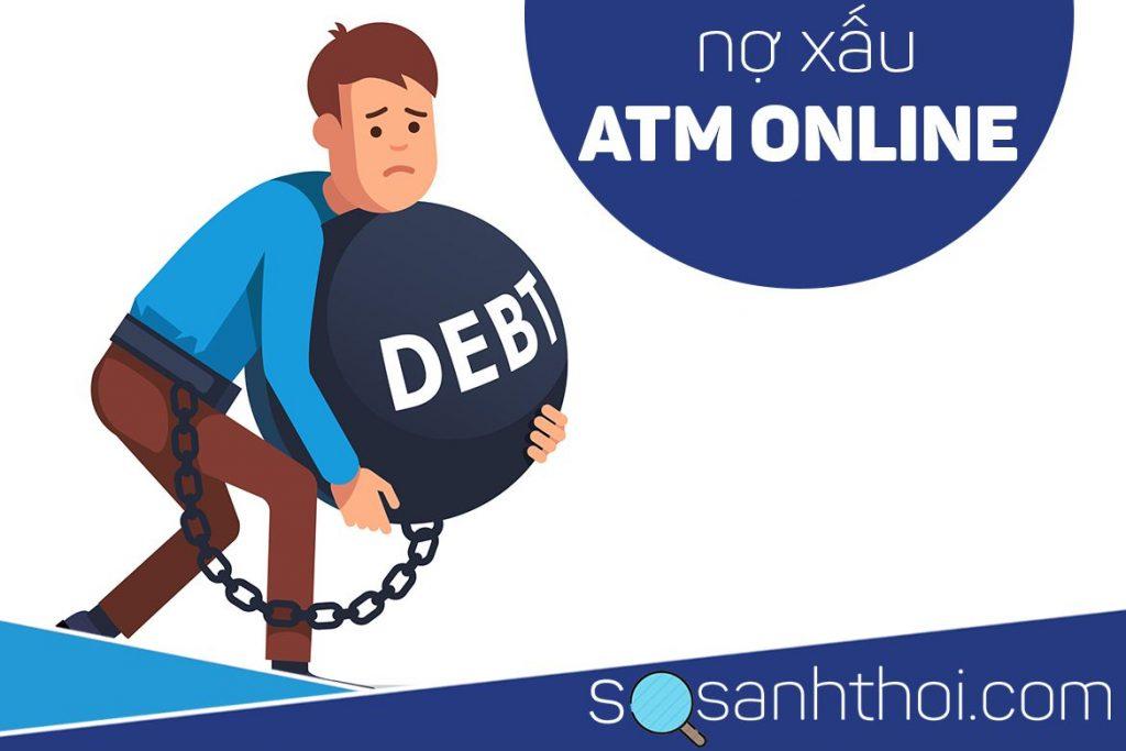 Ngừng ngay việc nghĩ đến vay tiền ATM Online không trả nợ