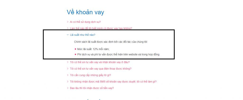 ATM Online lừa đảo thực hư về lãi suất