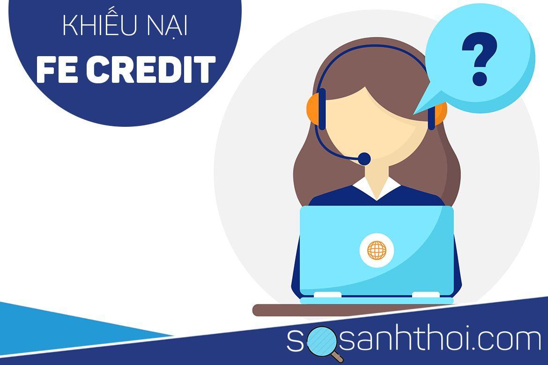 Khiếu Nại FE Credit