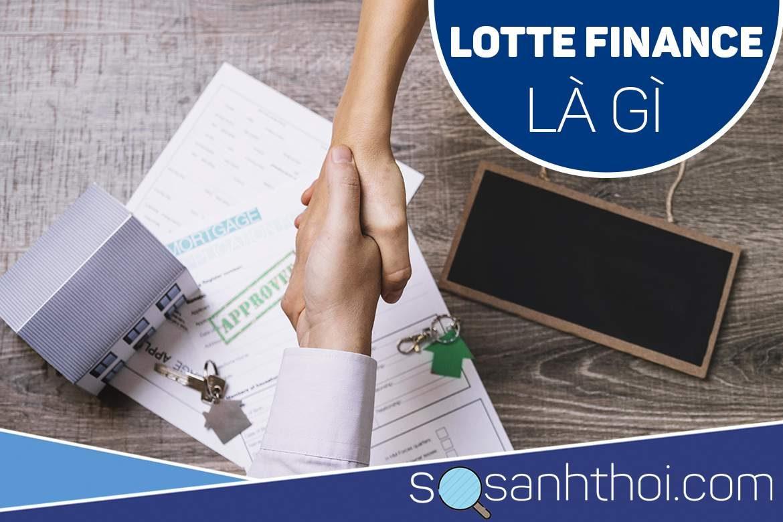 Lotte Finance Lừa Đảo