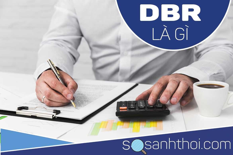 DBR trong ngân hàng là gì