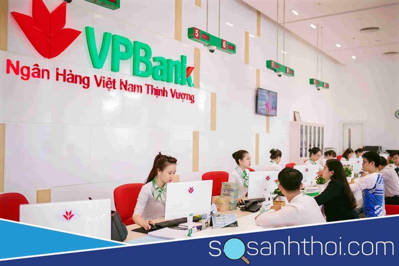 Phòng giao dịch VPBank