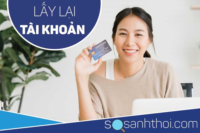 Tài Khoản Vietcombank Bị Khoá