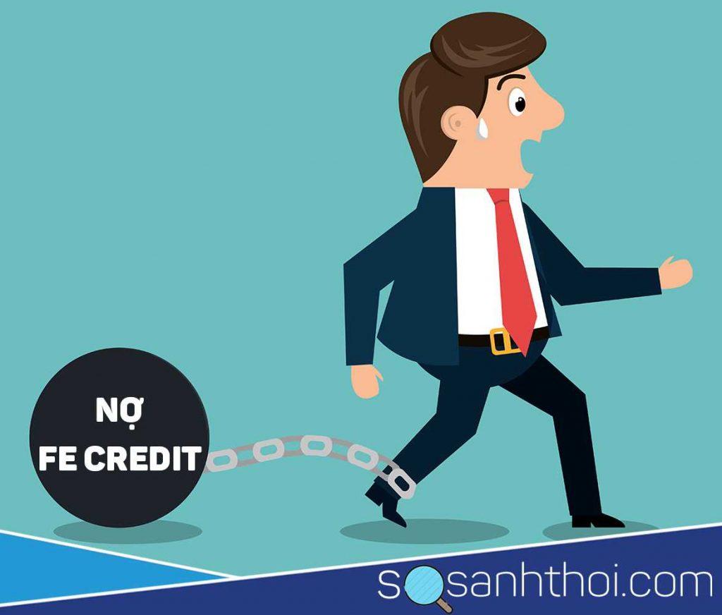Tại sao bạn nên thanh lý hợp đồng FE Credit trước hạn!