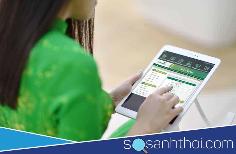 Việc sử dụng các đầu số tài khoản ngân hàng Vietcombank có lợi hay không?