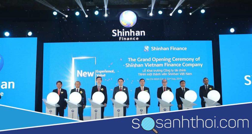 Phân tích chi tiết Shinhan Finance và Shinhan bank