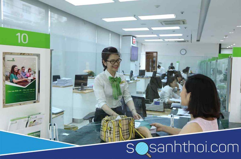 Sao kê ngân hàng Vietcombank là gì?