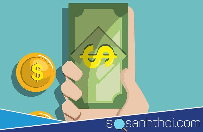 V Đồng là công ty tài chính hay ngân hàng?