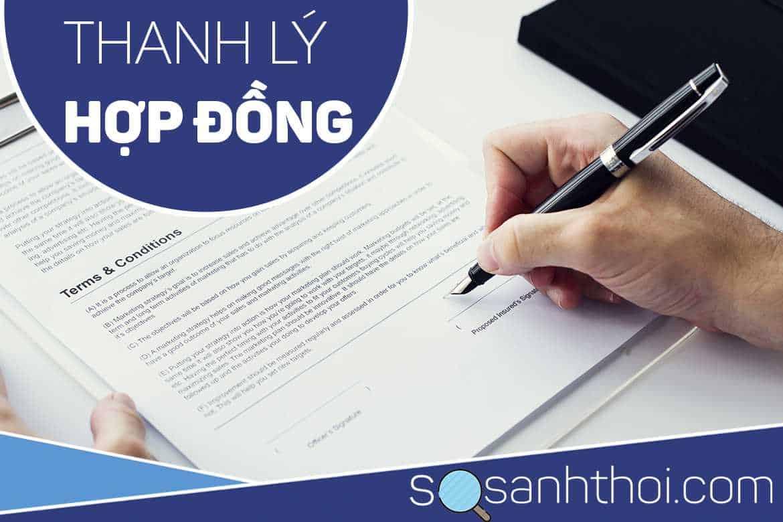 Thanh Lý Hợp Đồng Trả Góp HD Saison