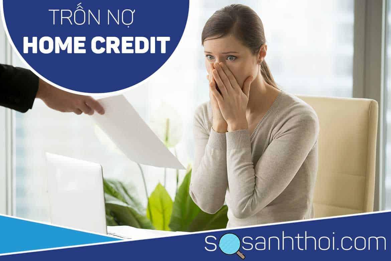 Trốn Home Credit