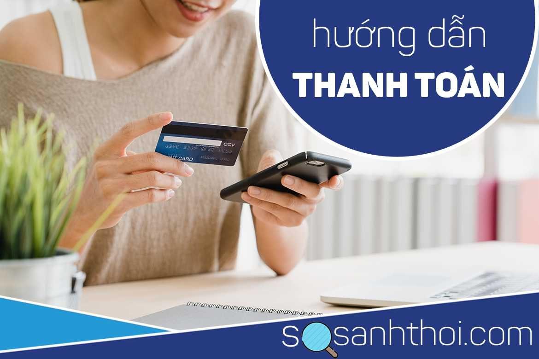 cách thanh toán tiền vay Shinhan Finance