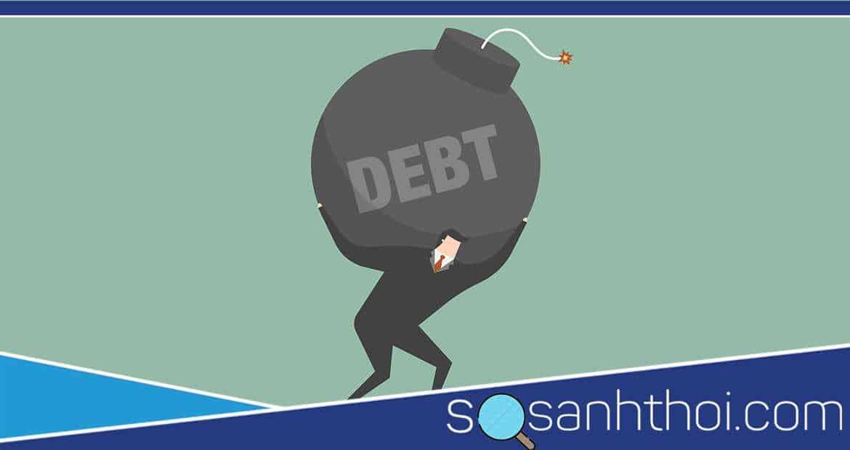 Điều kiện xoá nợ xấu và có bao nhiêu cấp độ?