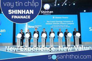 vay tín chấp Shinhan Finance