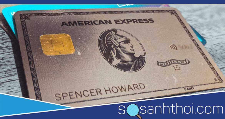 Ai hay sử dụng thẻ Amex là ai?