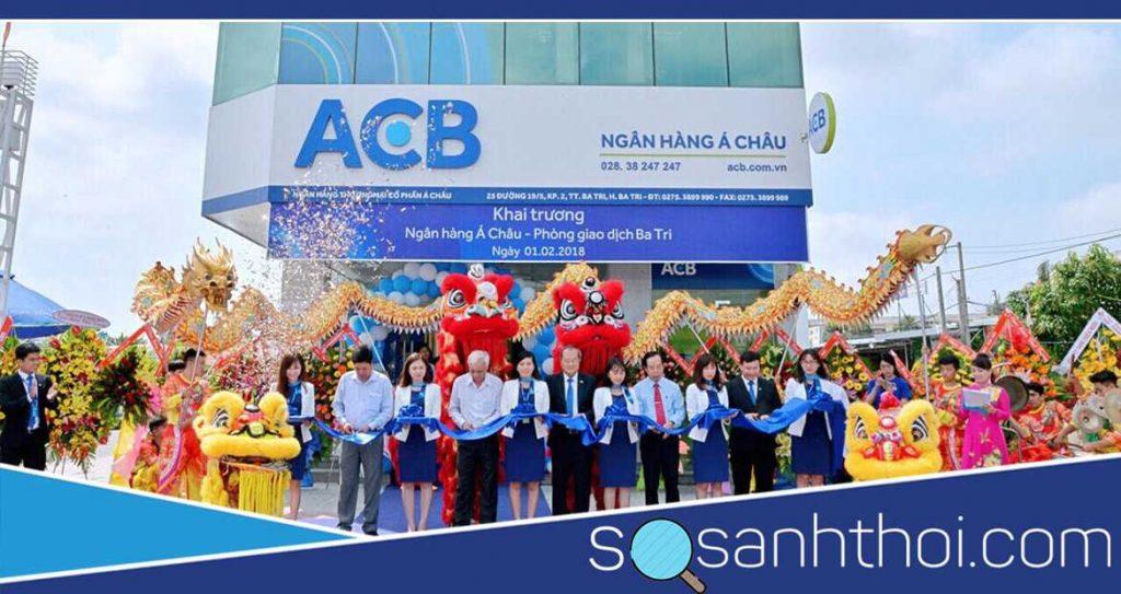 Ngân hàng ACB là gì?