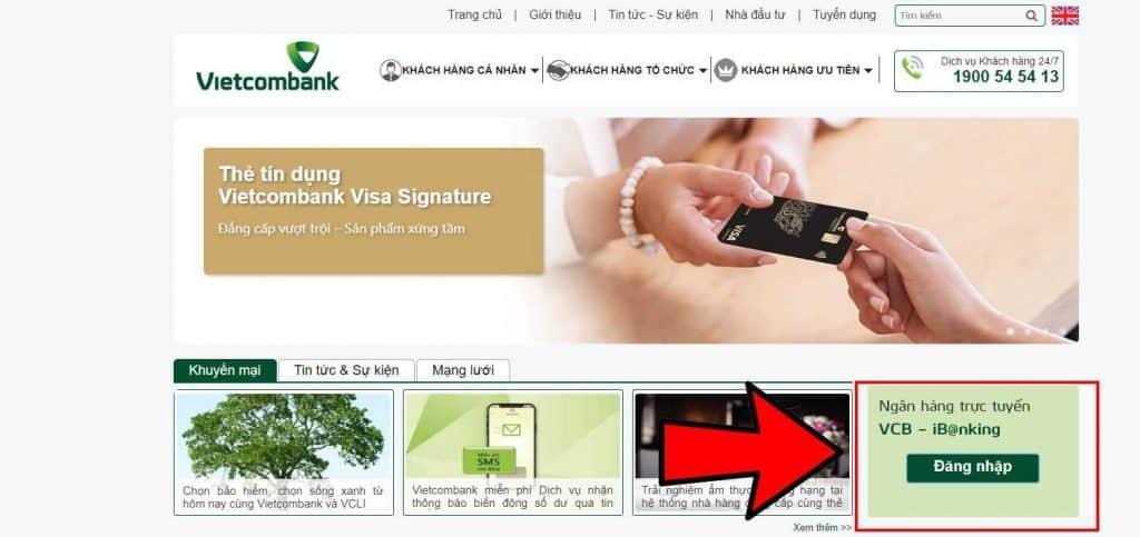 Cần lưu ý điều gì trước khi lấy lại mật khẩu Internetbanking Vietcombank ảnh 2