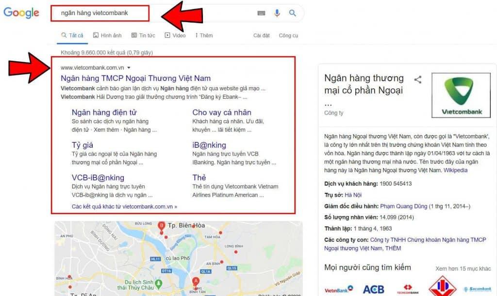 Cần lưu ý điều gì trước khi lấy lại mật khẩu Internetbanking Vietcombank ảnh 1