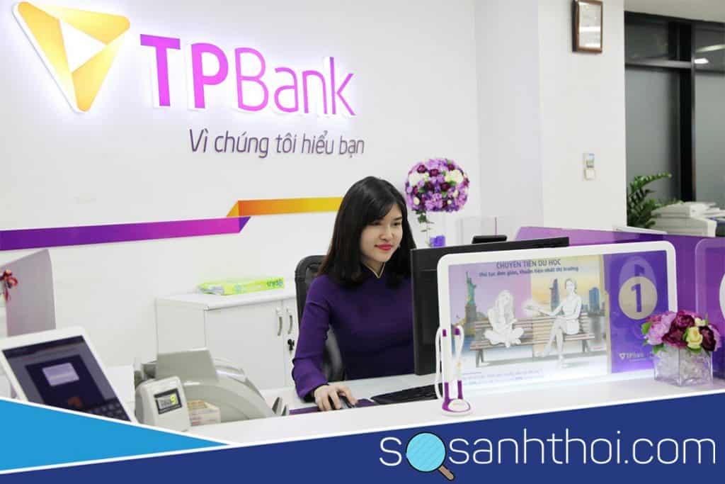 Các chương trình vay tín chấp TPBank là gì?