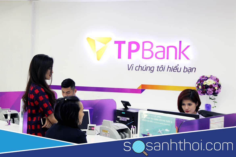 TPBank là ngân hàng gì,