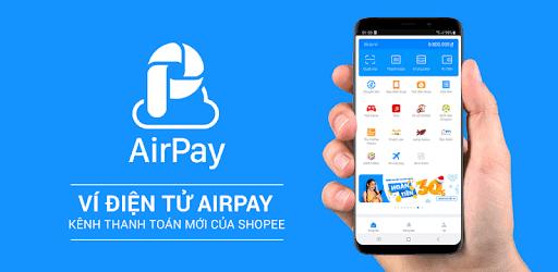 Trả lời: Chuyển tiền từ ví Airpay sang tài khoản ngân hàng.